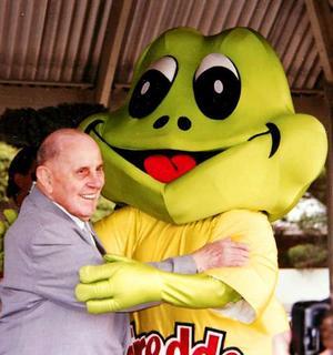 choc-frog