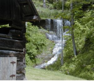 mountain spring1